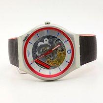 Swatch SS072Z100 Nuevo Plástico Cuarzo