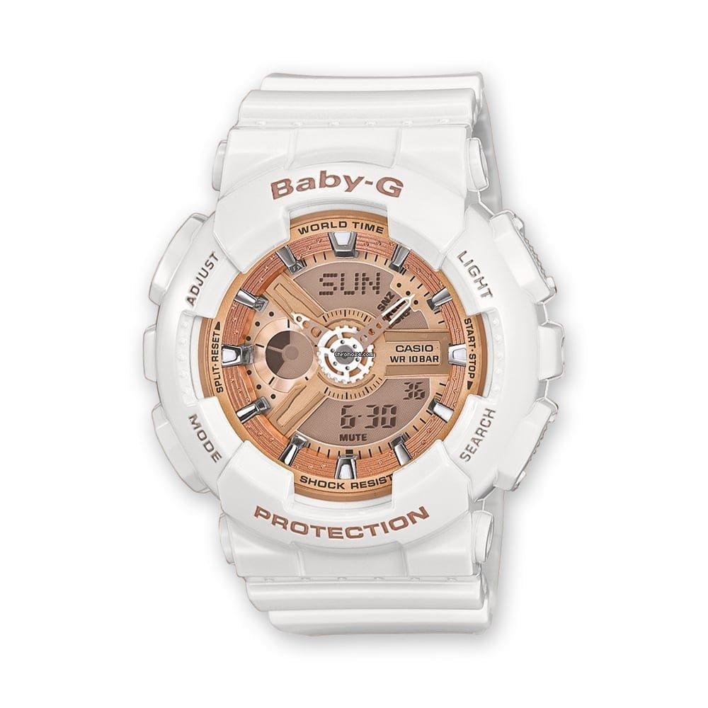 Casio BA 110 7A1ER Women's Baby G Wristwatch