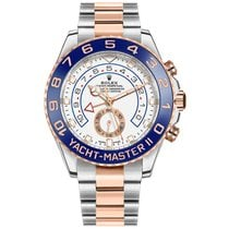 Rolex Yacht-Master II Steel 44mm White No numerals United States of America, Florida, Miami