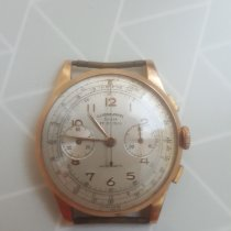 Chronographe Suisse Cie Roségold Handaufzug gebraucht