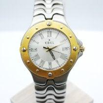 Ebel E 6187631 Золото/Cталь 2003 Sportwave 36mm подержанные