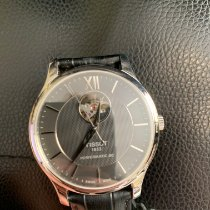 Tissot Tradition rabljen 40mm Crn Koza