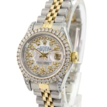 Rolex Lady-Datejust Steel 26mm Mother of pearl No numerals United States of America, California, Sherman Oaks
