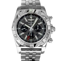 Breitling Chronomat GMT Steel 47mm Grey No numerals United States of America, Maryland, Baltimore, MD
