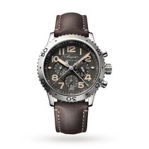 Breguet Type XX - XXI - XXII Steel 42mm Grey Arabic numerals United States of America, Iowa, Des Moines