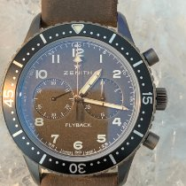 Zenith Pilot Type 20 Bronze 43mm Bronze Arabic numerals United States of America, Florida, Hollywood