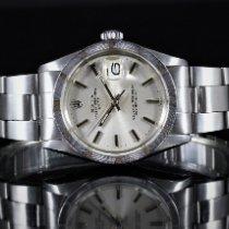 Rolex Oyster Perpetual Date Acier 34mm Argent Sans chiffres France, TOULOUSE