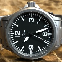 Sinn 856 / 857 Steel 40mm Black Arabic numerals United States of America, Pennsylvania, Philadelphia