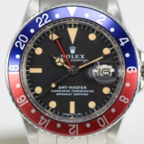 Rolex GMT-Master Steel 40mm Black No numerals United States of America, Florida, Miami Beach