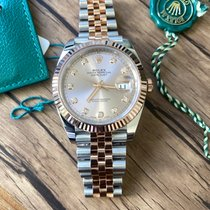 Rolex Datejust II Gold/Steel 41mm Pink No numerals United States of America, California, Sunnyvale