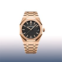 Audemars Piguet 15500OR.OO.1220OR.01 Rose gold 2020 Royal Oak Selfwinding 41mm new United States of America, New York, New York