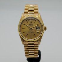 Rolex Day-Date 36 Yellow gold 36mm Gold No numerals United States of America, California, Santa Monica
