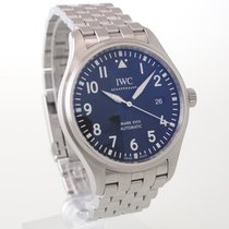 IWC IW327011 Steel 2019 Pilot Mark 40mm pre-owned