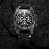 真利时 El Primero Chronomaster 钛 37mm 黑色