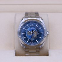 Omega Seamaster Aqua Terra Steel 43mm Blue United States of America, Tennesse, Nashville