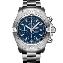 Breitling Steel 45mm Automatic A13317101C1A1 new United States of America, Pennsylvania, Philadelphia