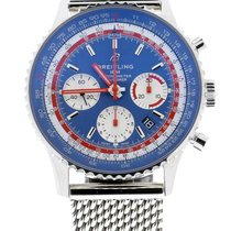Breitling Navitimer AB01212B1C1A1 Zeer goed Staal 43mm Automatisch