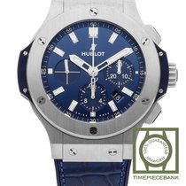 Hublot Big Bang 44 mm Staal 44mm Blauw