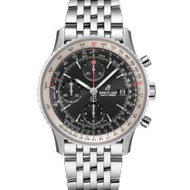 Breitling Navitimer Heritage Steel 41mm Black No numerals United States of America, Pennsylvania, Philadelphia