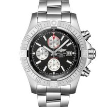 Breitling Super Avenger II new 2020 Automatic Chronograph Watch with original box and original papers A13371111B1A1