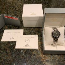 Omega 368.1042 Steel 1993 Seamaster 38mm pre-owned United States of America, Maryland, Towson