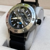 Jaeger-LeCoultre Master Compressor Diving GMT Titane 46mm Noir Arabes