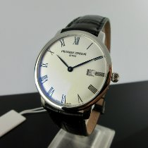 Frederique Constant Slimline Automatic new 2020 Automatic Watch with original box and original papers FC-306MR4S6
