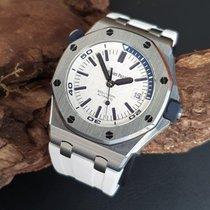Audemars Piguet Royal Oak Offshore Diver Stahl 42mm Weiß Deutschland, München
