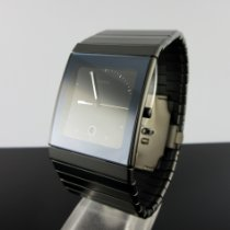 Rado Ceramica Ceramic 36mm Black No numerals