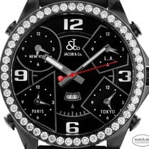 Jacob & Co. Five Time Zone 5U1W9279 2007 pre-owned
