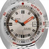 Doxa gebraucht Automatik 44.5mm Plexiglas