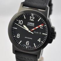 Oris BC3 Acero 42mm Negro