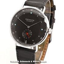 NOMOS Metro 38 Datum new Manual winding Watch with original box and original papers 1103