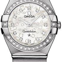 Omega Constellation Quartz Acero 24mm
