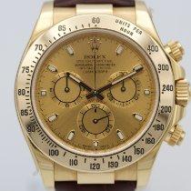 Rolex Daytona Gelbgold 40mm Gold Arabisch Deutschland, Hamburg