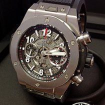 Hublot Big Bang Unico Titanium 45mm Transparent Arabic numerals United Kingdom, Wilmslow