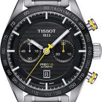 Tissot PRS 516 Stal 45mm Czarny Polska, Zielona Góra