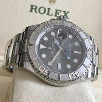 Rolex Yacht-Master 40 Stal 40mm Szary