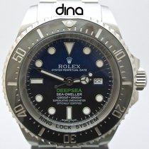 Rolex 116660 Acero 2017 Sea-Dweller Deepsea 44mm usados