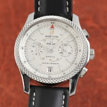Breitling Bentley Mark VI Acero 42mm Plata