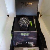 Traser Titanium 45mm Quartz 100284 pre-owned