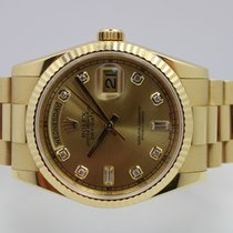 Rolex Day-Date 36 Or jaune 36mm Or