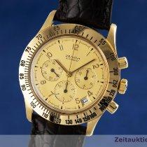 Zenith El Primero Chronograph 40mm Gold