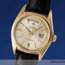 Rolex Day-Date 36 36mm Srebro