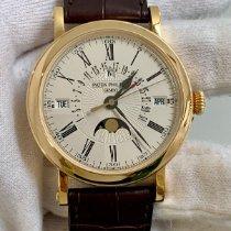 Patek Philippe Perpetual Calendar 5159J-001 pre-owned