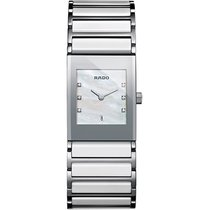 Rado Integral Steel 23mm Mother of pearl