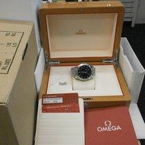 Omega Seamaster Aqua Terra pre-owned 43mm Date GMT Steel