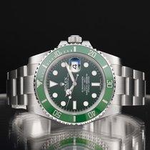 Rolex Automatik Grün Submariner Date