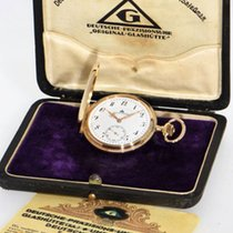 Glashütte Original Watch pre-owned 1915 Rose gold 51,5mm Arabic numerals Manual winding Watch with original box and original papers