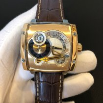 Hautlence Gold/Steel 46mm Manual winding Hautlence HLs01 pre-owned